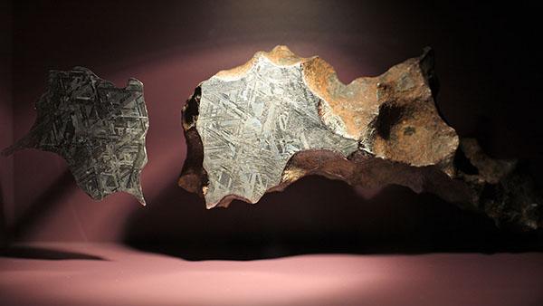 Henbury Meteorite