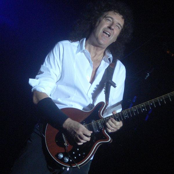 Brian May 2008