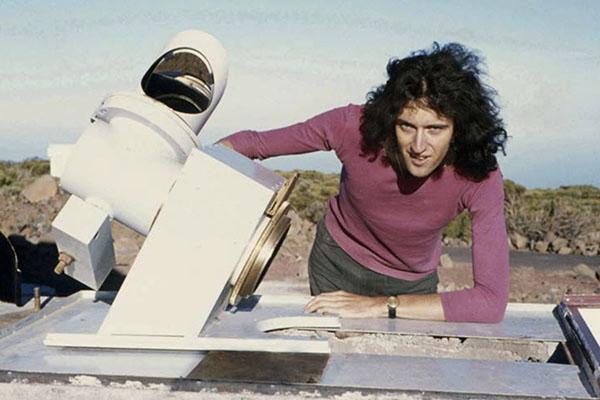 Brian May 1972
