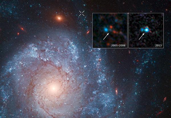 Supernova 2012Z