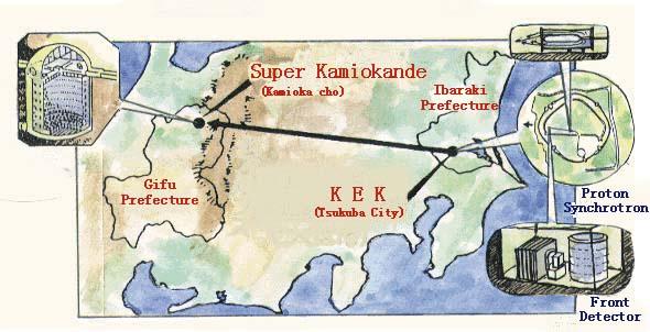 K2K map
