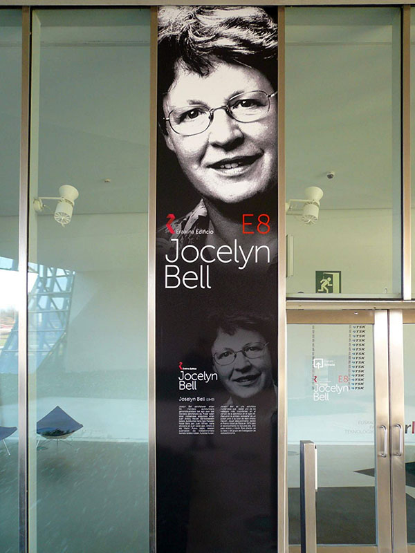 Jocelyn Bell Building