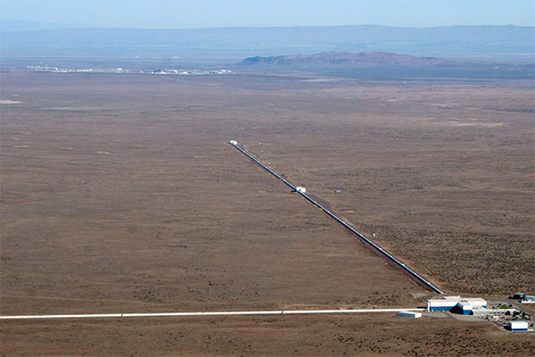 LIGO site at Hanford