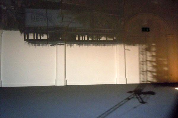 Camera obscura photo