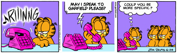 House of Garfields