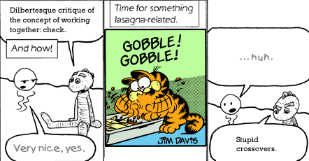 Garfield Over Zero