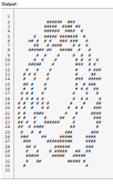Garfield plus obfuscated perl code output