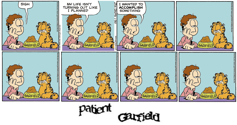 Garfield CAPTCHA