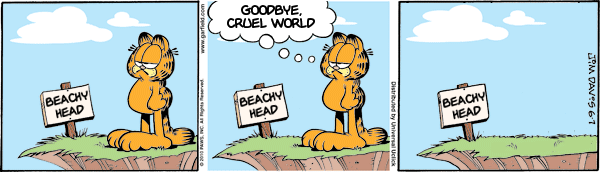 Jim Davis's Breakdown