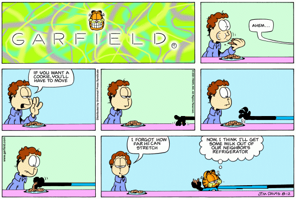 Garfield the Fantastic