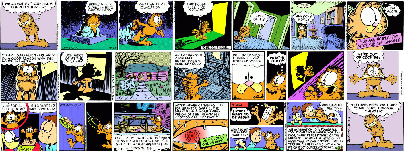 My Take On 210 Did You Know There Was Almost A Garfield Animated Movie Made By Disney The Reviewing Network