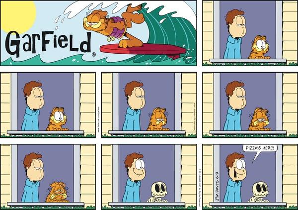 Mezzacotta Square Root Of Minus Garfield