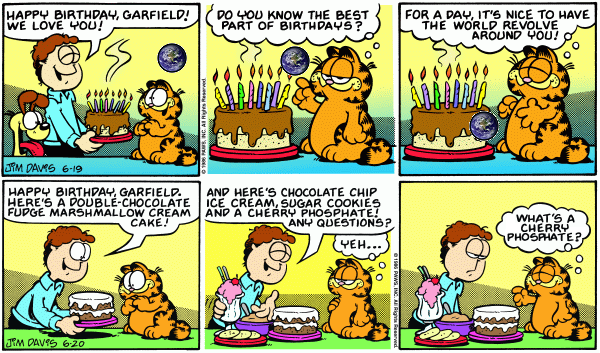 8th Birthday Special: Double Birthday Cake Special