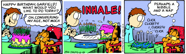 13th Birthday Special: Inhale