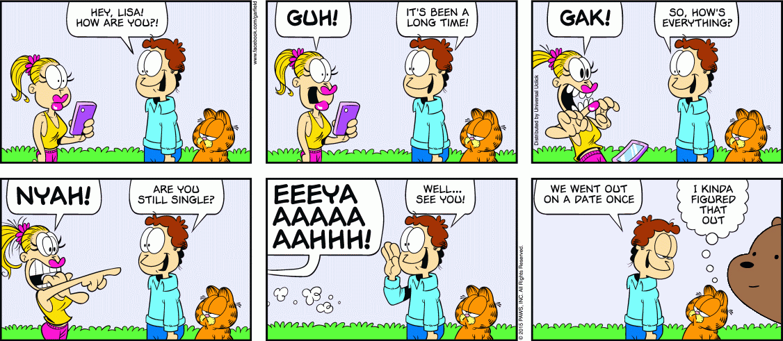 Square Root Of Minus Garfield Page 56 Chan 3959878 Rssing Com