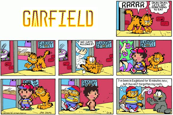 Sans Is Garfield Undertale Know Your Meme