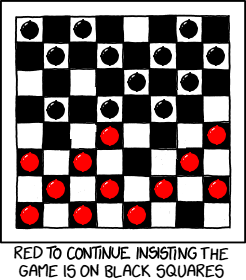 Checkers Puzzle