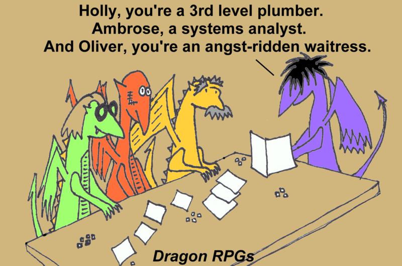 Dragons & Dungeons