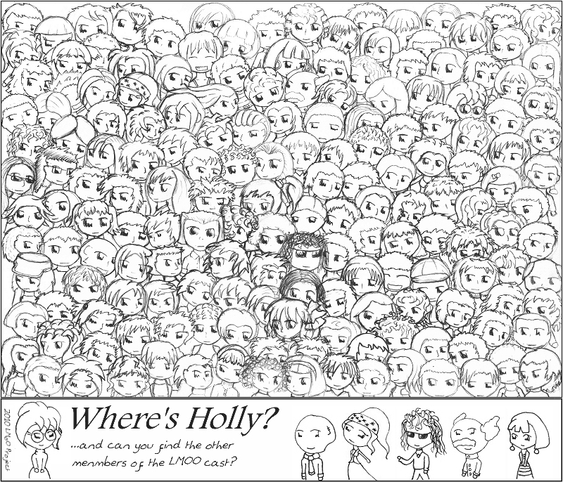 Where's Holly?