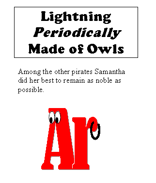 Lightning Periodically Made of Owls #2