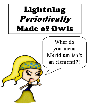 Lightning Periodically Made of Owls #6