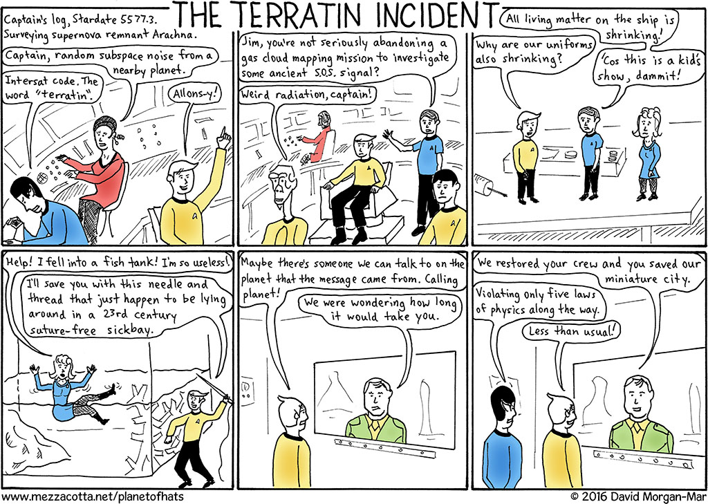 Episode A.11: The Terratin Incident