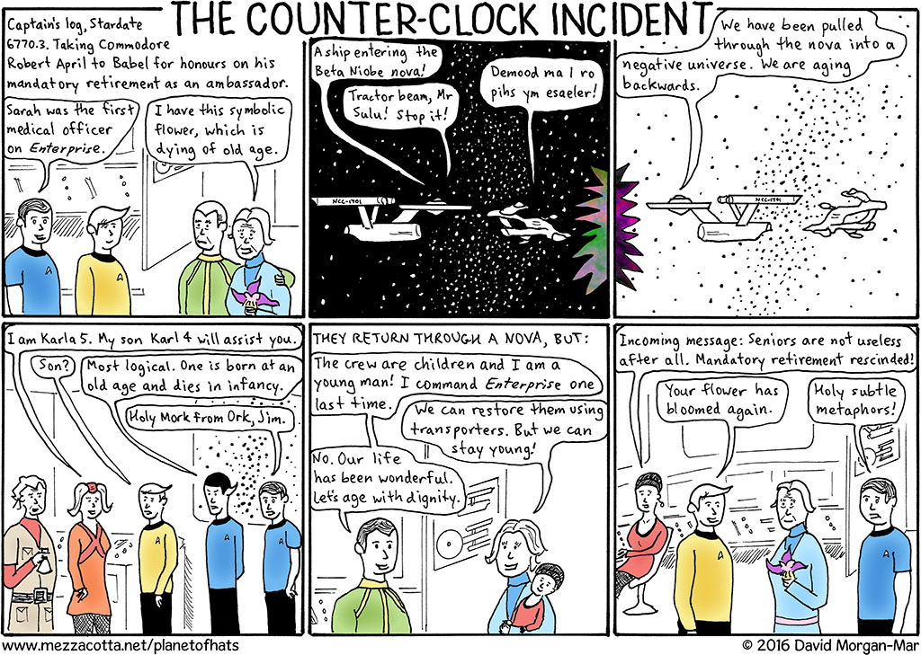 Episode A.22: The Counter-Clock Incident